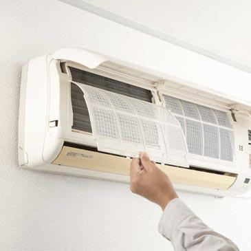 Installation de climatisations réversibles à Villeneuve de Marsan